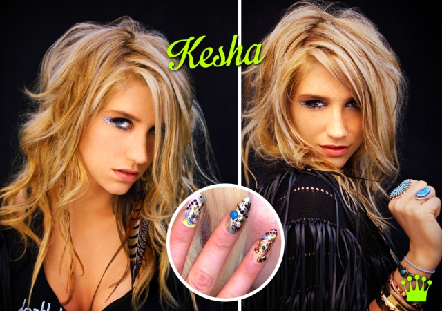 kesha-nails-unhas